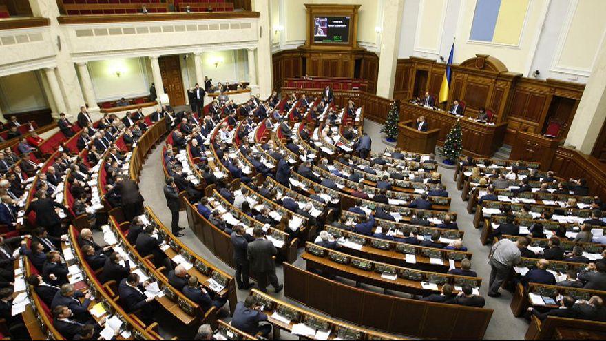 Ukraine votes to drop neutrality and seek NATO membership