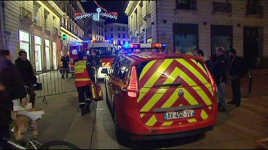 Fransa'da güvenlik alarmı verildi