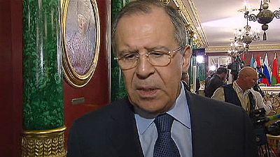 "Russia calls Ukraine's bid to join NATO ""counterproductive"""