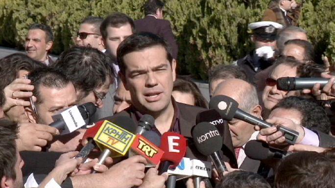 Yunanistan'da iktidarın cumhurbaşkanlığı sınavı