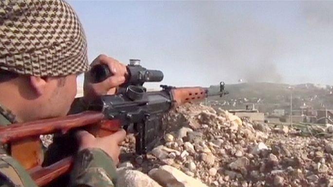 """Irak : Mogherini appelle les Irakiens à """"s'unir face à Daesh"""""""
