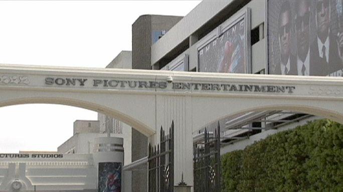 Sony-filmpremier hackertámadás után