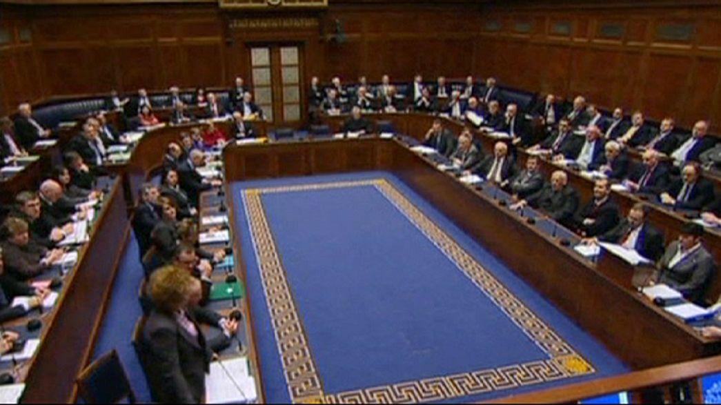 Einigung über Finanzen in Nordirland
