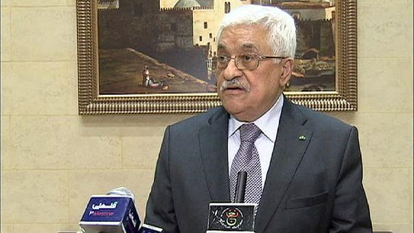 عباس: سنقف التعامل مع إسرائيل في حال فشل مشروع قرار انهاء الاحتلال
