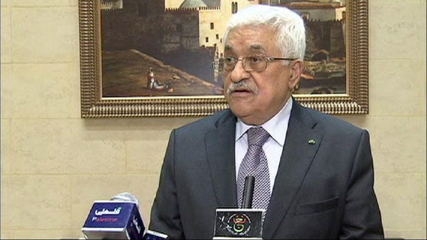Filistin lideri Abbas İsrail'e rest çekti