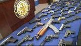 Desmantelada una red de contrabando de armas en Delta Airlines