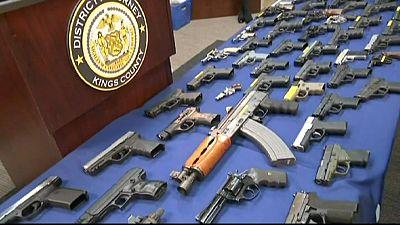 EUA: desmantelada rede de tráfico de armas