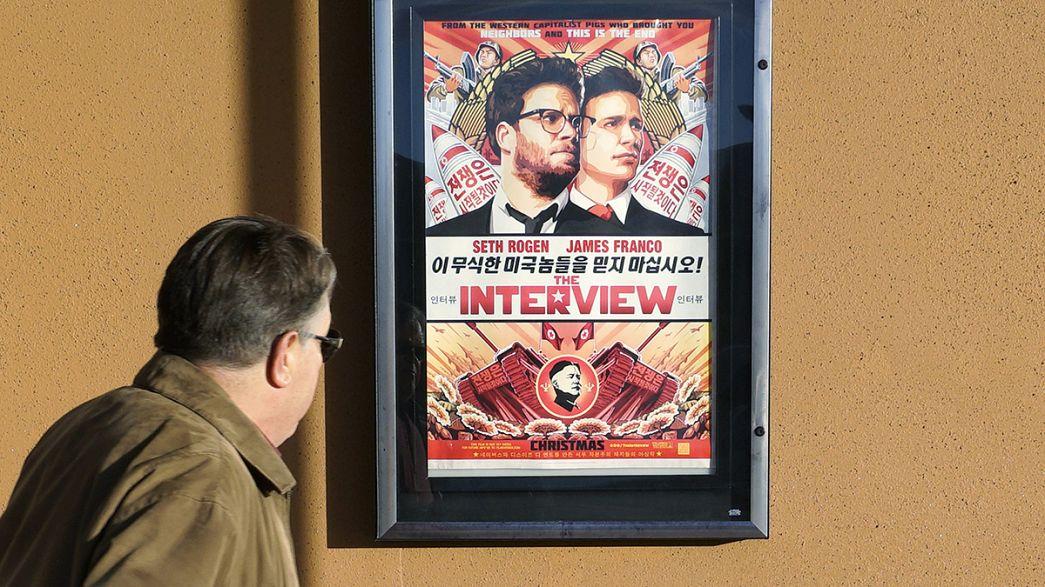 EUA: filme sobre assassinato de líder norte-coreano em exibição no dia de Natal