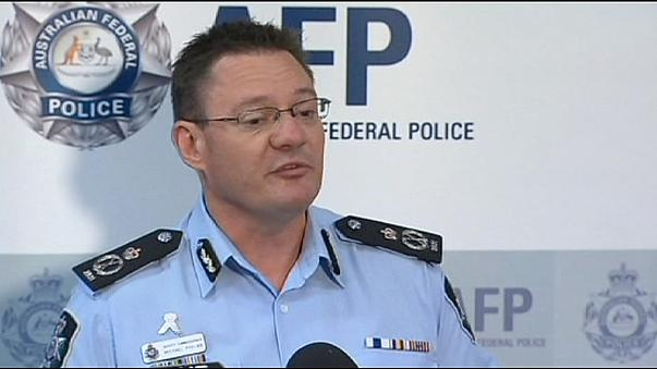 Two men arrested by counter-terrorism police in Australia