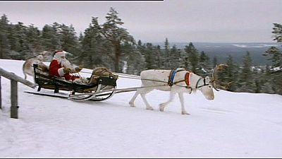 Ho-ho-ho! Santa is leaving – nocomment