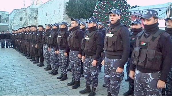 Bethlehem: Weihnachten unter erschwerten Bedingungen