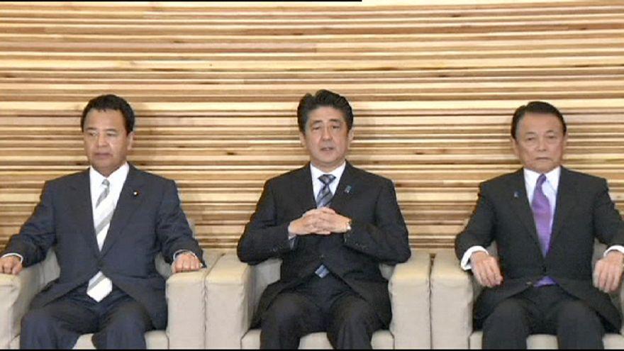 Shinzo Abe reelegido oficialmente como primer ministro japonés