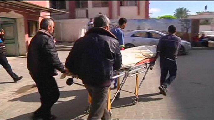 مقتل فلسطيني وإصابة اثنين آخرين بجروح في غارة إسرائيلية على قطاع غزة