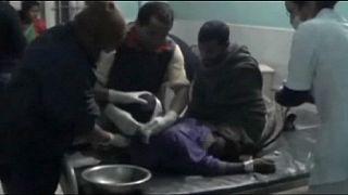 62 قتيلا وعشرات الجرحى في سلسلة هجمات مسلحة في الهند