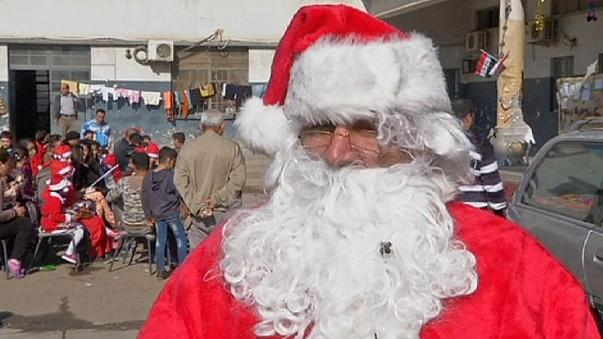 Some displaced Iraqi Christians are not in the Christmas spirit