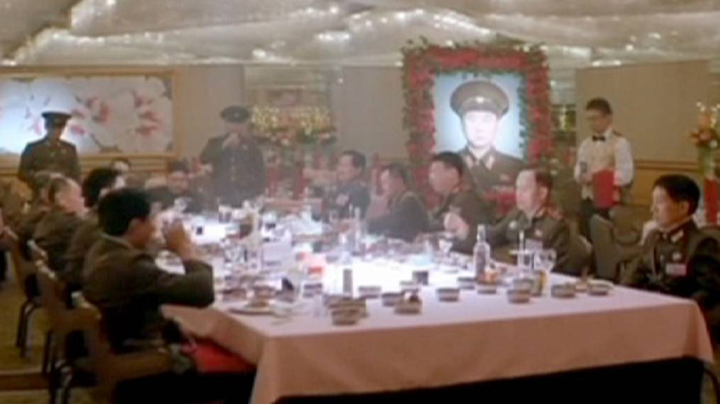 США: фильм о покушении на Ким Чен Ына в интернете