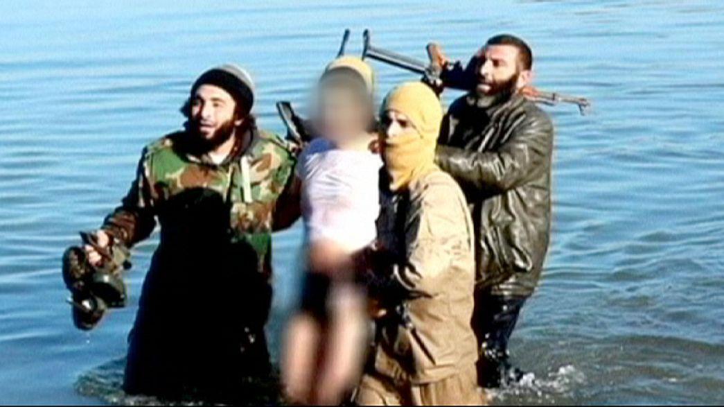 IS-Miliz gibt Gefangennahme von Piloten in Syrien bekannt