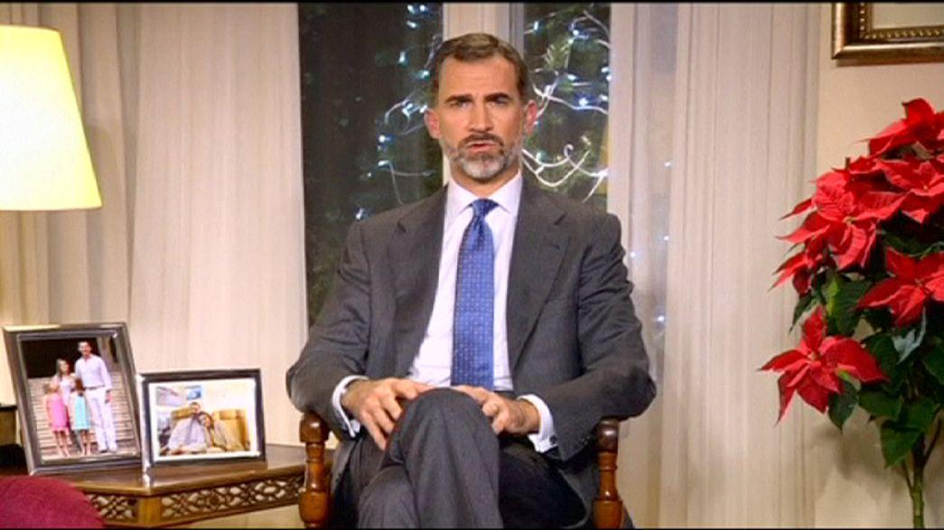 Spaniens König sagt Korruption den Kampf an