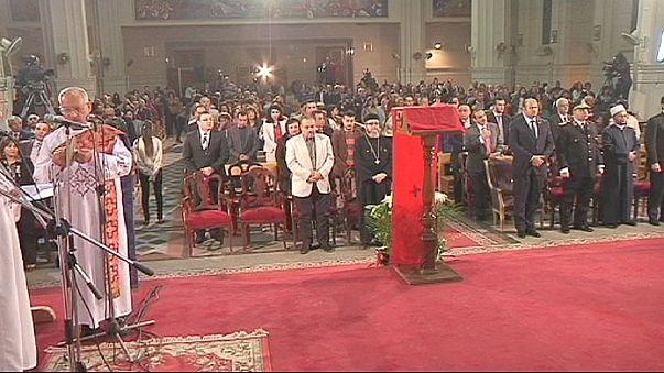 Coptic Christians in Egypt on alert for attacks