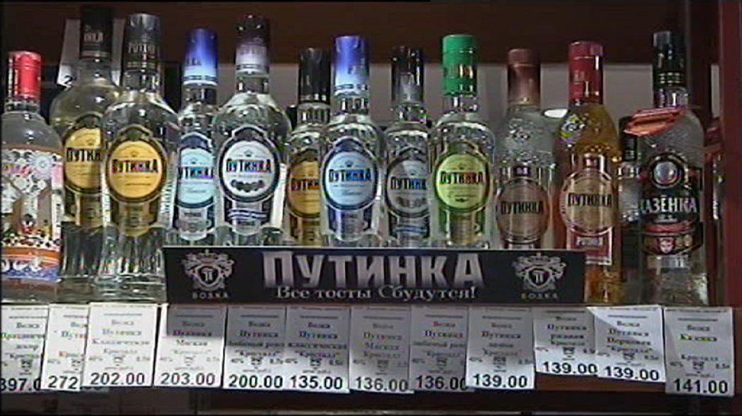 Russland: Wodka soll billiger werden