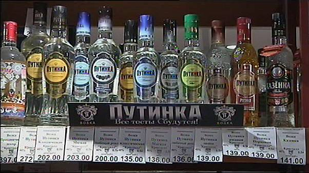 Putin orders freeze on vodka prices
