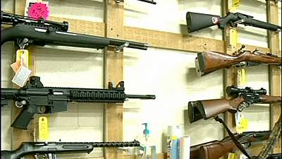 Debate over brisk Christmas gun sales in US amid recent tragedies