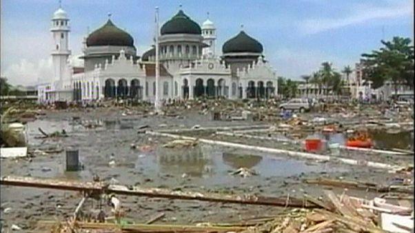 Tíz éve pusztított a cunami az Indiai-óceánon