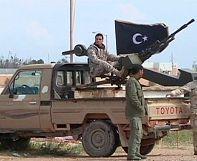 Rocket hits tank at Libyan oil port Es Sider