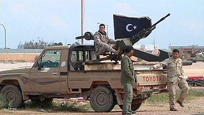 Mindestens 19 Tote bei Kämpfen in Libyen