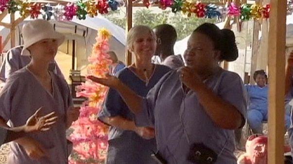 فيروس إيبولا يجعل العيد حزينا في سيراليون