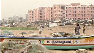 Tsunami kurbanları dualarla anıldı