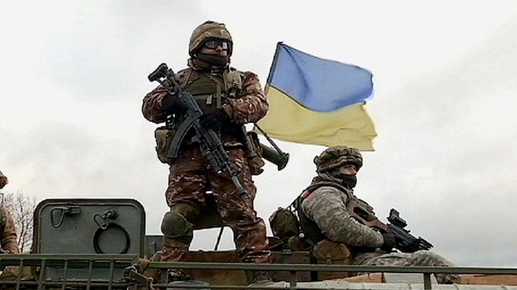 Ucranianos y separatistas intercambiarán todos los prisioneros antes del domingo