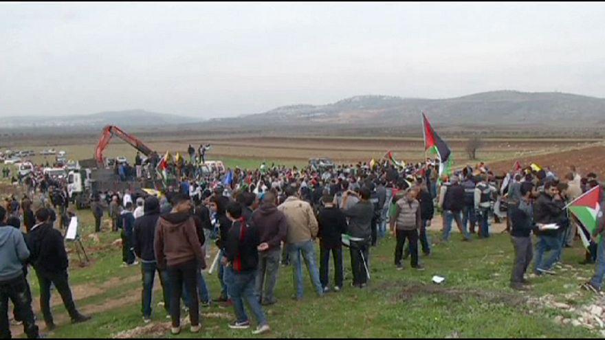 Westjordanland: Israel treibt Siedlungsbau voran - Elfjährige bei Angriff schwer verletzt