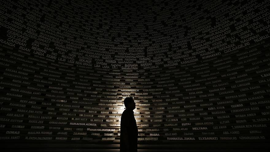 Zehn Jahre danach: Gedenken an Tsunami-Opfer