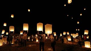 صلوات في بندا آتشيه من أجل الضحايا في الذكرى العاشرة لتسونامي