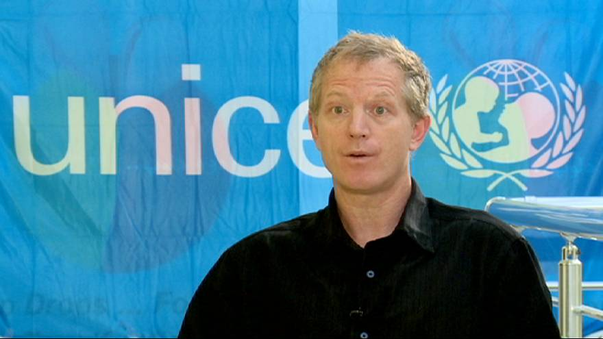 Bonus: Interview with Jeffrey Bates, Chief of Communications for UNICEF Iraq