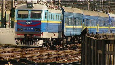 Ukraine streicht Zugverbindungen auf die Krim