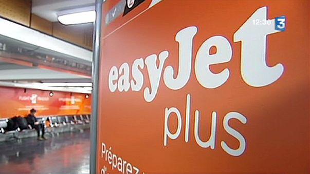 Újévi sztrájk az EasyJetnél Franciaországban