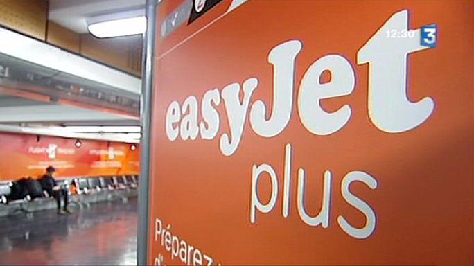 EasyJet'in Fransa çalışanları yılbaşında greve gidiyor
