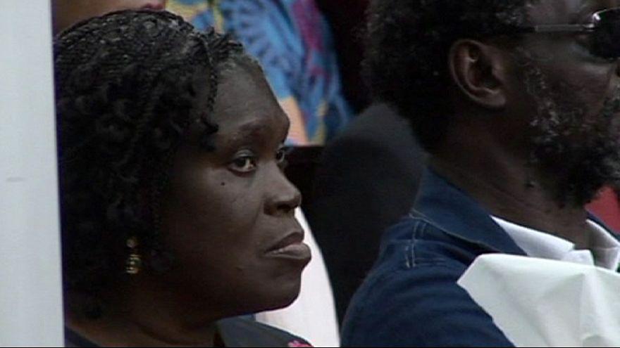 Empieza el juicio contra la ex primera dama de Costa de Marfil