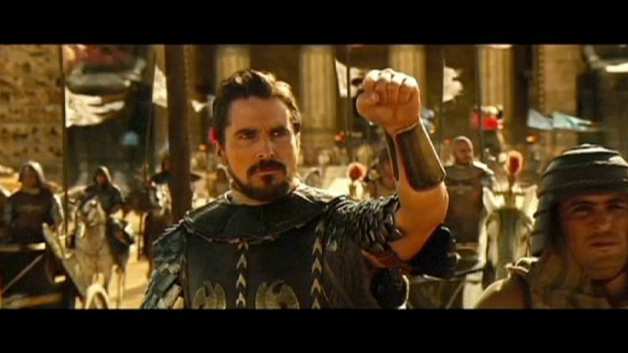 Egypt bans 'Exodus' film because of 'historical inaccuracies'