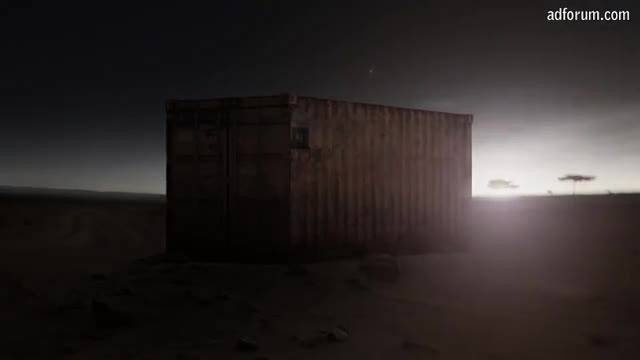The shipping container (Reporters Without Borders)