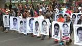 Mexico: Protests mark three month anniversary of missing students