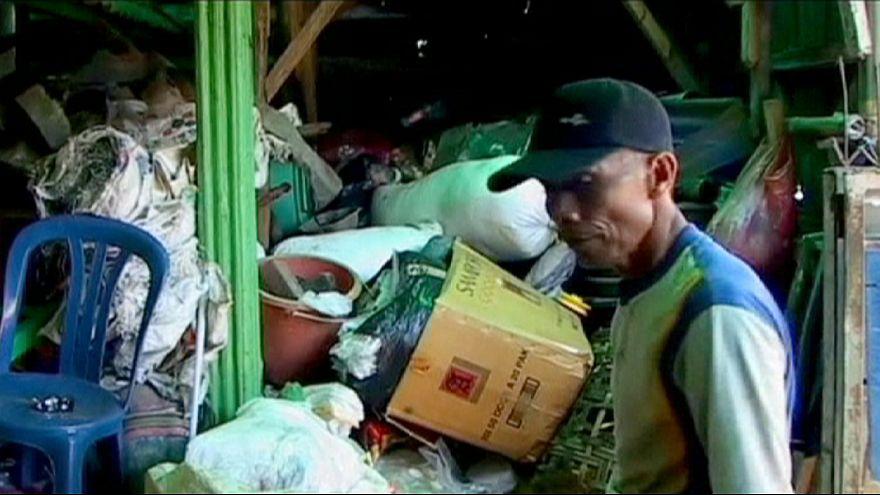 Indonesien: Müllsammeln als Krankenversicherung