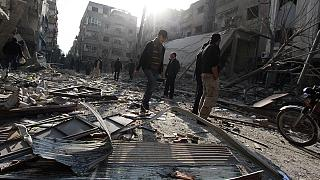 Syria ready to discuss Russia peace plan talks