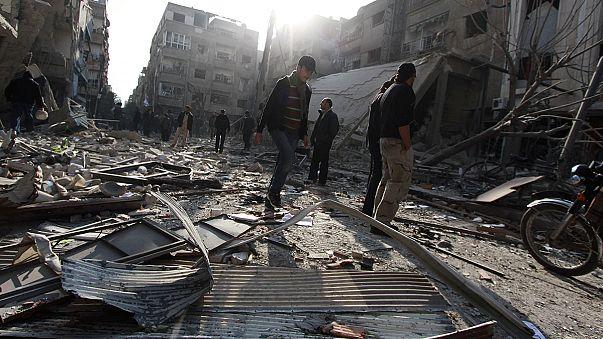 Syrisches Staatsfernsehen: Regierung will Gespräche mit Opposition in Moskau