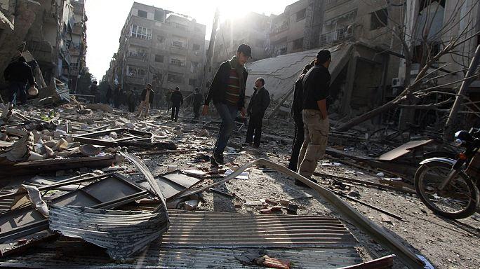 Esad yönetimi muhaliflerle Moskova'da masaya oturacak