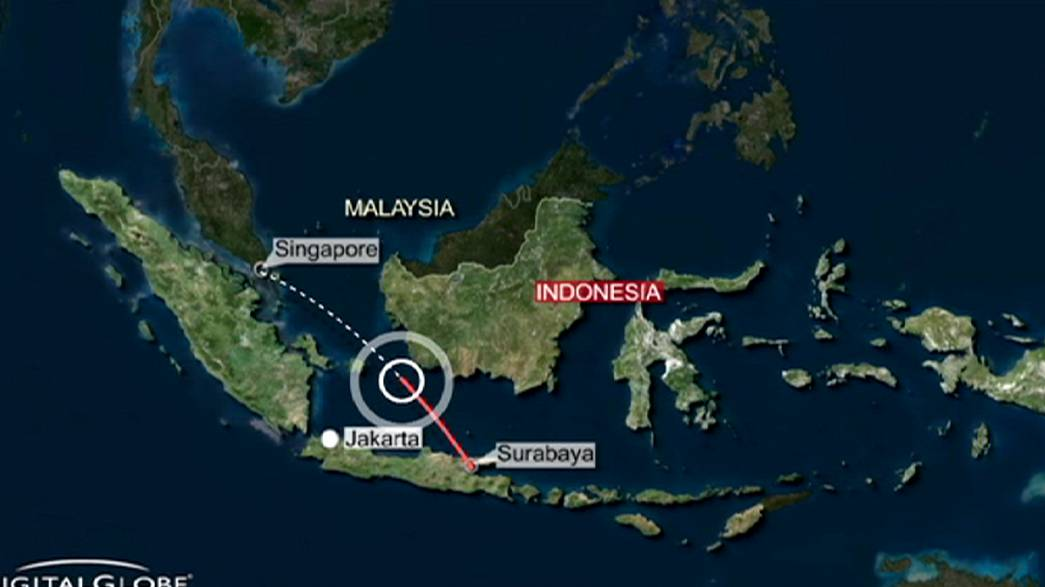 Search operation underway for missing AirAsia flight