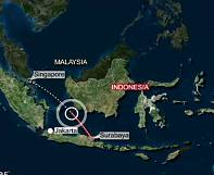 Vermisstes Flugzeug in Indonesien: Die Suche geht weiter