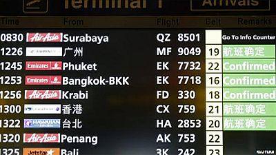 Angst um AirAsia-Airbus